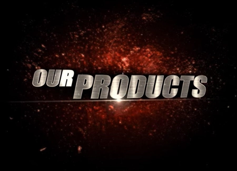 Banner: Our Products