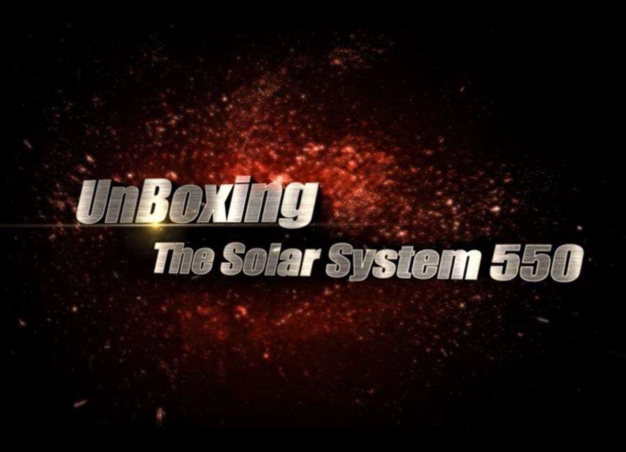 Banner: Unboxing the solar system 550