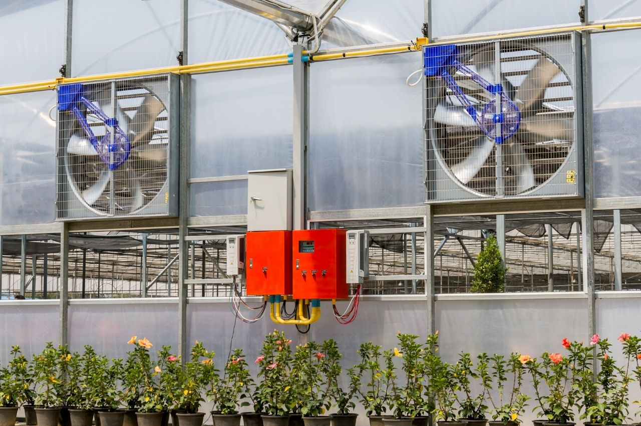 Greenhouse Electrical Design